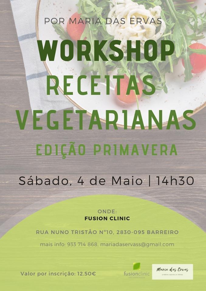 workshop receitas vegetarianas